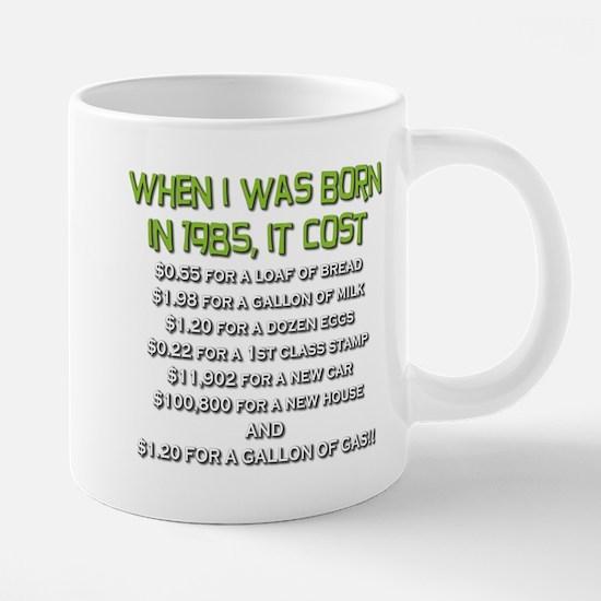 Price Check 1985 Mugs