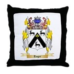 Roger Throw Pillow