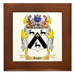 Roger Framed Tile