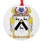 Rogeon Round Ornament