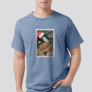 Santa Pelican T-Shirt
