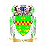 Rogan Square Car Magnet 3
