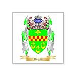 Rogan Square Sticker 3