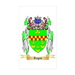 Rogan Sticker (Rectangle 10 pk)