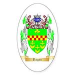Rogan Sticker (Oval 10 pk)