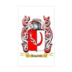 Rogalski Sticker (Rectangle)