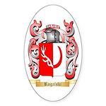 Rogalski Sticker (Oval 10 pk)