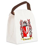 Rogalski Canvas Lunch Bag