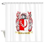 Rogalski Shower Curtain