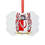 Rogalski Picture Ornament