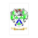 Roebuck Sticker (Rectangle)