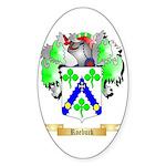 Roebuck Sticker (Oval)