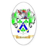 Roebuck Sticker (Oval 50 pk)