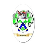 Roebuck 35x21 Oval Wall Decal