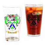 Roebuck Drinking Glass