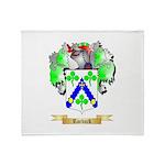 Roebuck Throw Blanket