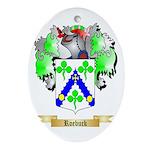 Roebuck Oval Ornament