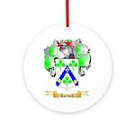 Roebuck Round Ornament