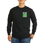 Rodriguez Long Sleeve Dark T-Shirt