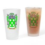 Rodrigue Drinking Glass