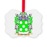 Rodrigue Picture Ornament