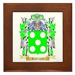 Rodrigue Framed Tile