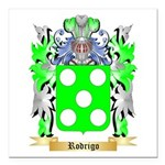 Rodrigo Square Car Magnet 3