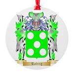 Rodrig Round Ornament