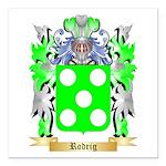Rodrig Square Car Magnet 3