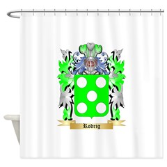 Rodrig Shower Curtain