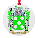 Rodolico Round Ornament