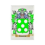 Rodolico Rectangle Magnet (100 pack)