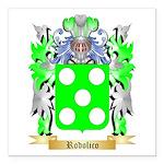 Rodolico Square Car Magnet 3