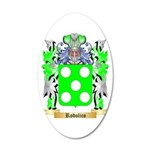 Rodolico 20x12 Oval Wall Decal