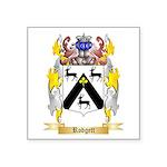 Rodgett Square Sticker 3
