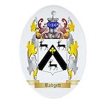 Rodgett Oval Ornament