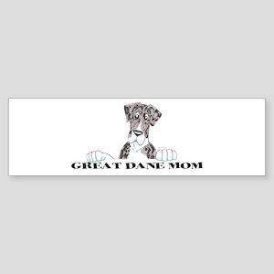 NMtlMrl LO Mom Bumper Sticker