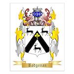 Rodgeman Small Poster