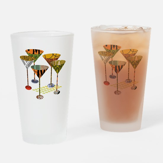 Funny Cocktail Drinking Glass