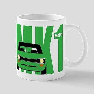 MK1 Escort Classic Cars Mugs