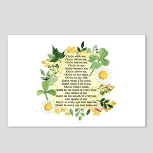 St. Patrick's Breastplate Postcards (Package of 8)