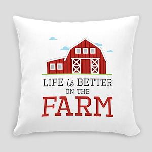 Better On Farm Everyday Pillow