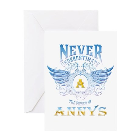 Never underestimate the power of an Greeting Cards