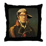 Modern Baron Throw Pillow