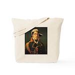 Modern Baron Tote Bag