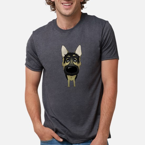 Big Nose German Shepherd T-Shirt