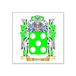 Roderigo Square Sticker 3