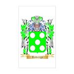 Roderigo Sticker (Rectangle)