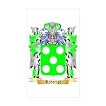 Roderigo Sticker (Rectangle 50 pk)