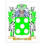Roderigo Small Poster